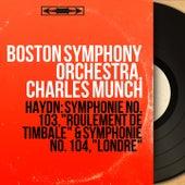 Haydn: Symphonie No. 103,
