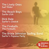 Five Original Surf Albums, Vol. 1 de Various Artists