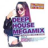 Deep House Megamix - Sunshine Flavoured Disco Sounds, Vol. 4 von Various Artists