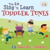 Top 20 Sing 'n Learn Toddler Tunes de Wonder Kids
