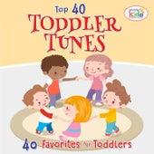 Top 40 Toddler Tunes de Wonder Kids