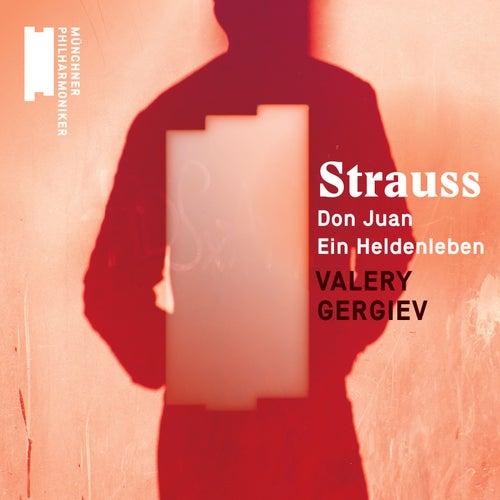 R. Strauss: Don Juan, Ein Heldenleben de Valery Gergiev