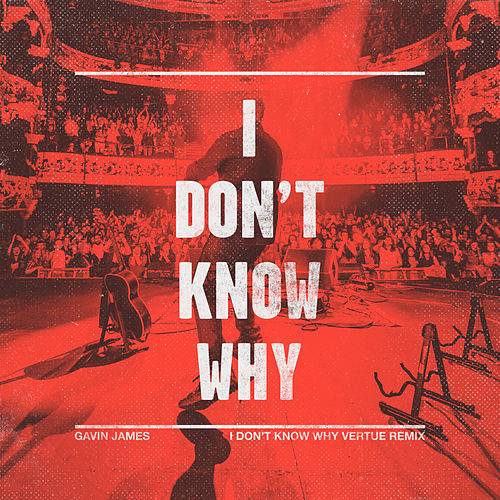 I Don't Know Why (Vertue Remix - Radio Edit) by Gavin James