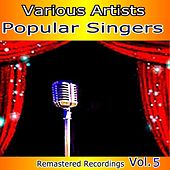 Popular Singers Vol. 5 by Various Artists