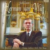 Jubileum 40 jaar organist by Herman van Vliet