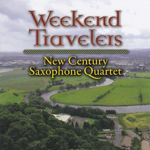 Weekend Travelers by New Century Saxophone Quartet