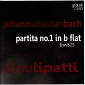 Bach: Partita No. 1 by Dinu Lipatti