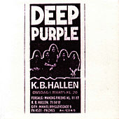 Live In Denmark '72 by Deep Purple