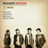 Spotlight EP by Mutemath