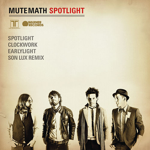 Spotlight EP by Mutemath
