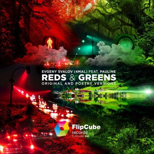 Reds and Greens de Pauline