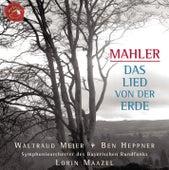 Das Lied Von Der Erde de Gustav Mahler