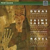 Dukas: L'Apprenti Sorcier, Saint-Saens: Danse Macabre, Le Carnaval des Animeaux & Ravel: Ma Mere L'Oye by Various Artists