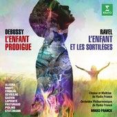 Ravel: L'enfant et les sortilèges - Debussy: L'enfant prodigue (Live) de Mikko Franck