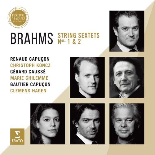 Brahms: String Sextets (Live from Aix Easter Festival 2016) de Renaud Capuçon
