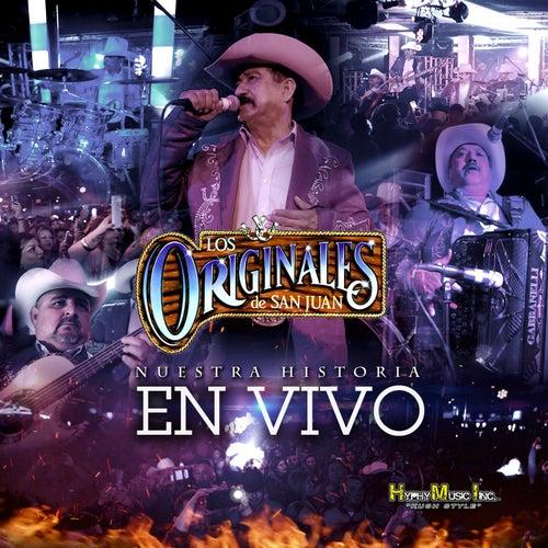 Nuestra Historia (En Vivo) by Los Originales De San Juan