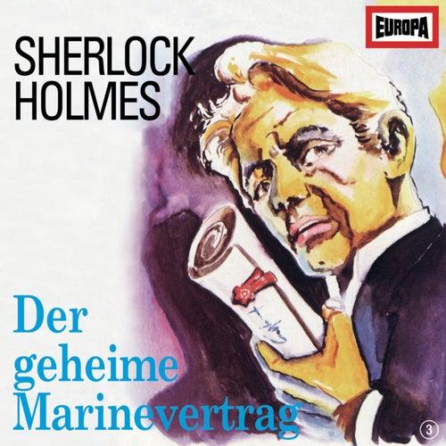 03/Der Daumen des Ingenieurs / Der geheime Marinevertrag von Sherlock Holmes
