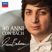 Ramin Bahrami: 40 Anni Con Bach de Various Artists