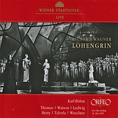 Wagner: Lohengrin, WWV 75 by Various Artists