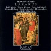Schubert: Lazarus, oder Die Feier der Auferstehung, D. 689 de Various Artists