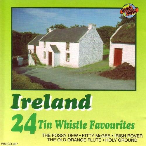 Ireland - 24 Tin Whistle Favourites by S.E.N.S.
