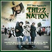 Thizz Nation, Vol. 1 von Various Artists