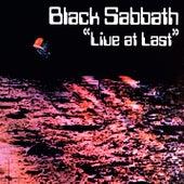 Live at Last de Black Sabbath