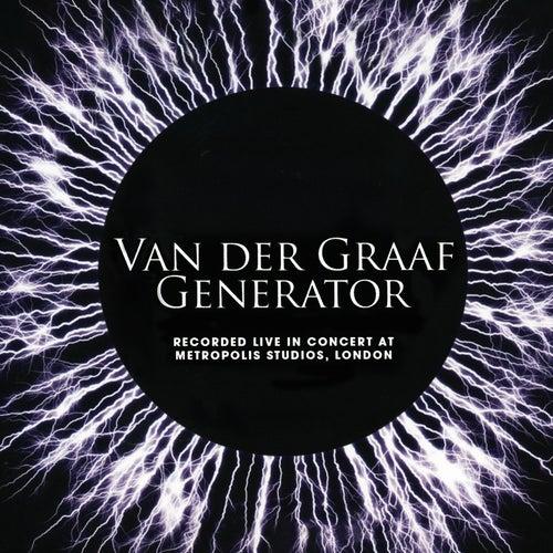 Live In Concert at Metropolis Studios, London de Van Der Graaf Generator