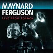 Live from London (Live at Ronnie Scott's Jazz Club, 1994) de Maynard Ferguson