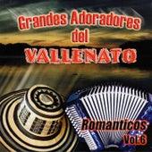 Grandes Adoradores del Vallenato, Vol. 6: Románticos by Various Artists