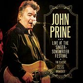 Live at the Singer-Songwriter Festival (Live) de John Prine