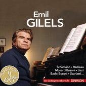 Oeuvres de Bach, Liszt, Mozart, Rameau, Scarlatti & Schumann by Various Artists