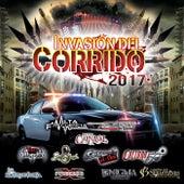 Invasión Del Corrido 2017 by Various Artists