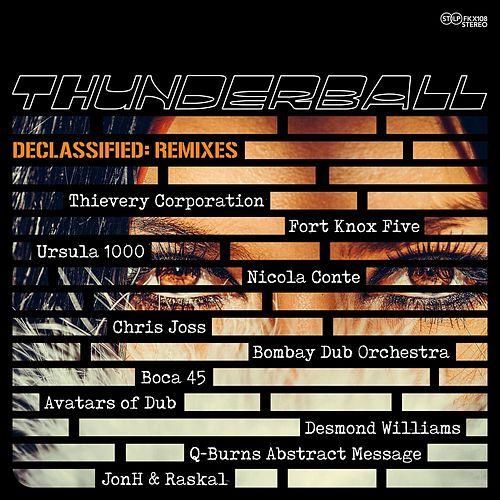 Heart of the Hustler (Fort Knox Five Remix) by Thunderball