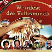 Top45 - Weinfest Der Volksmusik von Various Artists
