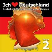 Ich Liebe Deutschland, Vol. 2 de Various Artists