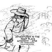 Adventures in the Deep Playa by Acinonyx