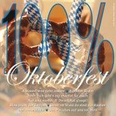 100% Oktoberfest de Various Artists