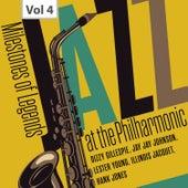 Milestones of Legend - Jazz at the Philharmonic, Vol. 4 de Hank Jones
