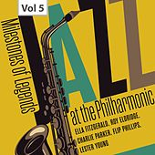 Milestones of Legend - Jazz at the Philharmonic, Vol. 5 by Lester Young