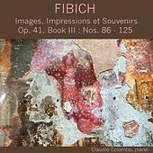 Fibich: Images, impressions et souvenirs, Op. 41, Book III by Claudio Colombo