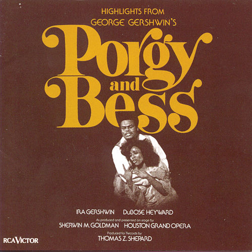 Porgy & Bess Highlights by George Gershwin