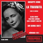 Verdi: La traviata (Sung in German) [Recorded 1951] von Various Artists