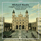 Michael Haydn: Complete Wind Concertos, Vol. 2 by Various Artists