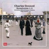 Gounod: Symphonies 1-3 von Orchestra Della Svizzera Italiana