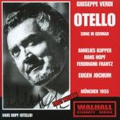 Verdi: Otello (Sung in German) von Various Artists