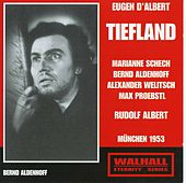 Albert: Tiefland (Recorded 1953) von Various Artists