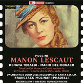 Puccini: Manon Lescaut (Recorded 1952-1956) by Various Artists