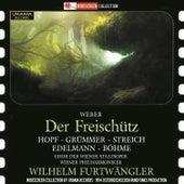 Weber: Der Freischütz, Op. 77, J. 277 (Live) by Various Artists