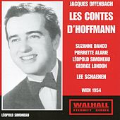 Offenbach: Les contes d'Hoffmann (The Tales of Hoffmann) [Recorded 1954] by Various Artists